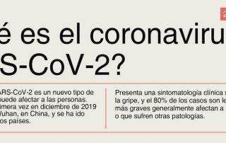 Que es el coronavirus sars-cov-2