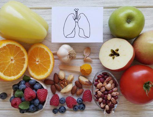 Dieta y nutrición para las enfermedades respiratorias